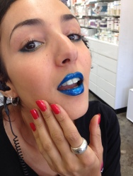 playing with OCC liptars on Boots!