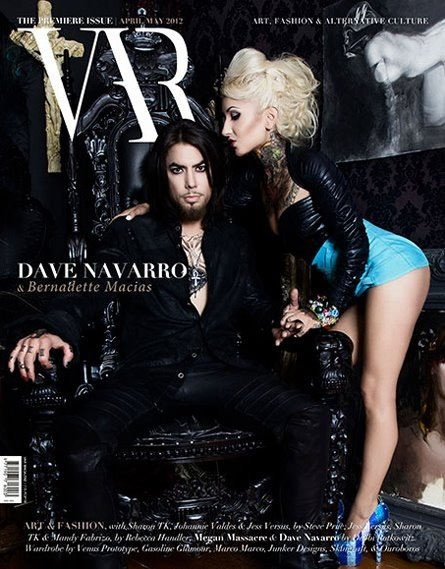 VAR MAGAZINE COVER APRIL 2012